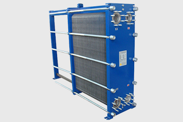 Brief introduction of cleaning method of plate heat exchanger