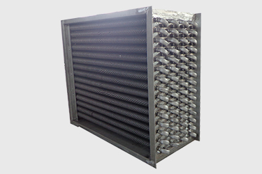 Plate air heat exchanger