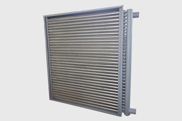 Series air heat exchanger