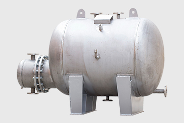 Volume heat exchanger